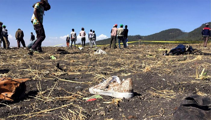 Ethiopian Airlines crash victims' families offered burnt in place of bodies