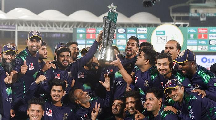PSL brings joy, hope to Pakistan