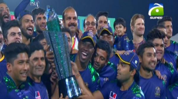 Quetta Gladiators: the 2019 PSL champions