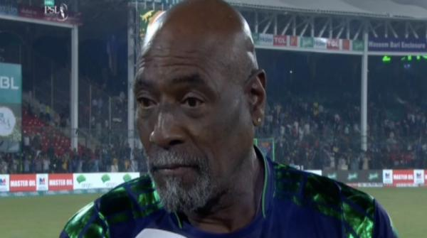 Sir Viv Richards shares his love for Pakistan