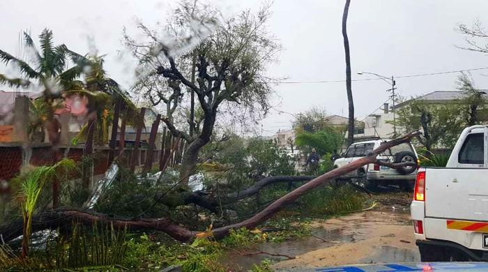 Mozambique city of Beira '90% damaged or destroyed' by cyclone