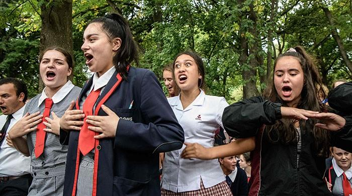 'I Live! I Die!' -- New Zealand uses haka to heal after attacks