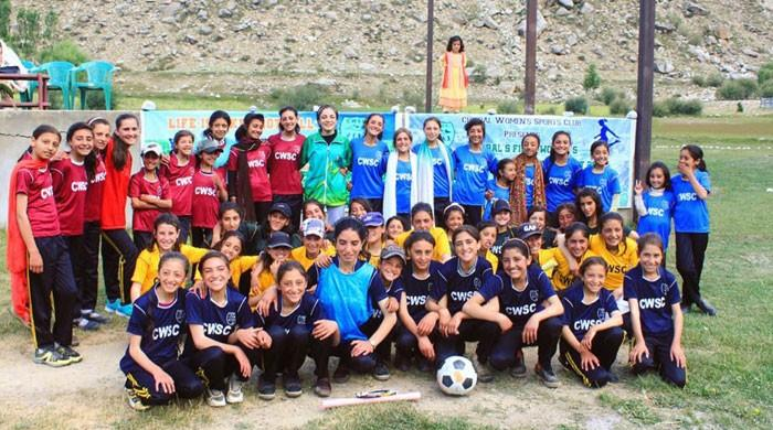 Football in Chitral: The girls kicking gender stereotypes