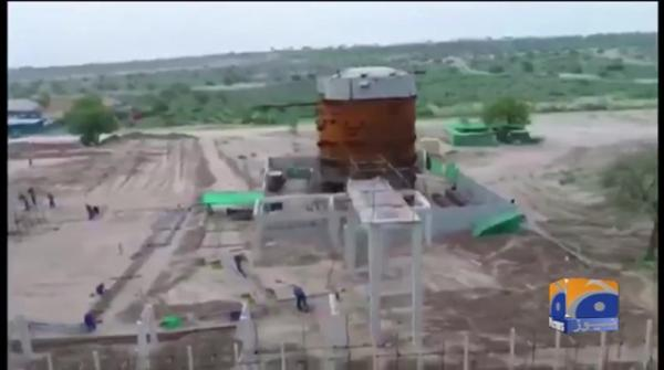 Thar coal plant starts electricity generation