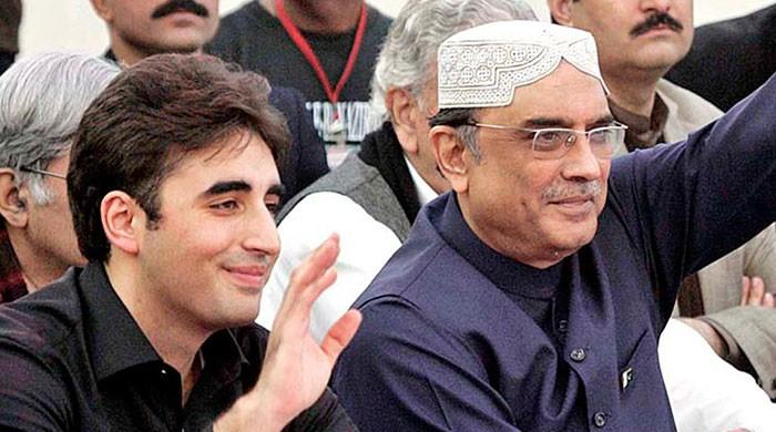Fake accounts case: Bilawal, Zardari to appear before NAB today