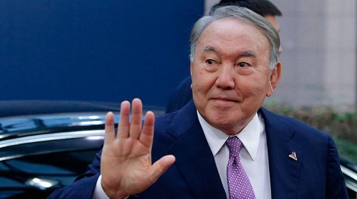 Kazakh President Nazarbayev announces shock resignation after 30 years in power