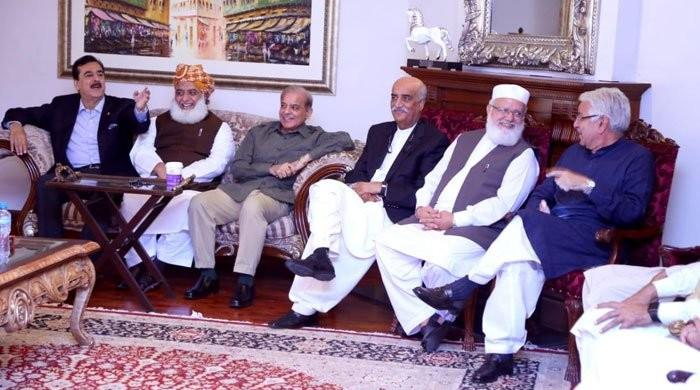 Opposition decides to not attend NAP briefing