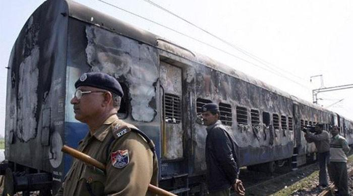 Indian court acquits four suspects in Samjhota Express blast case
