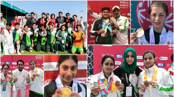 Pakistani athletes make nation proud in Special Olympics World Games