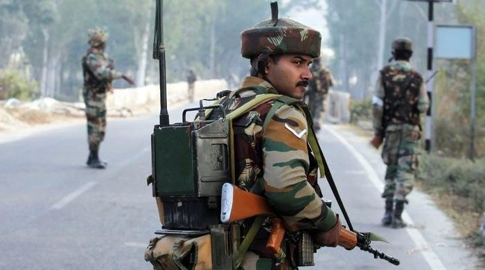 Indian soldier shoots dead three colleagues in occupied Kashmir