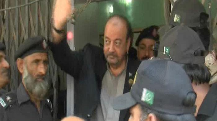 Agha Siraj Durrani's physical remand extended for third time