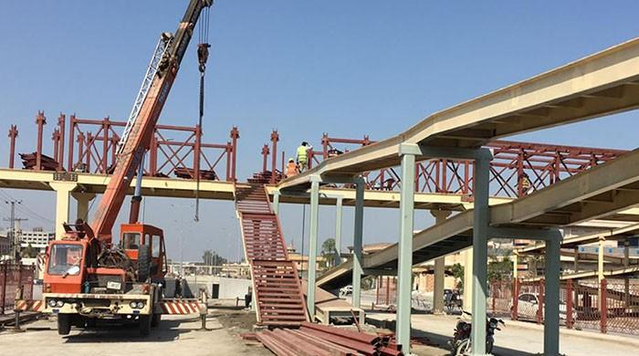 Peshawar's BRT: A dream turning into a nightmare?