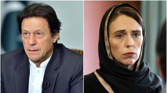 PM Imran phones NZ PM Ardern, thanks her for 'humane handling' of terror attack