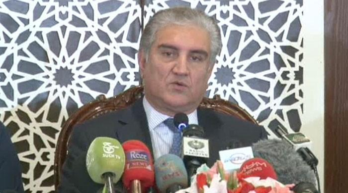 Pulwama incident proved China's everlasting friendship with Pakistan: FM Qureshi