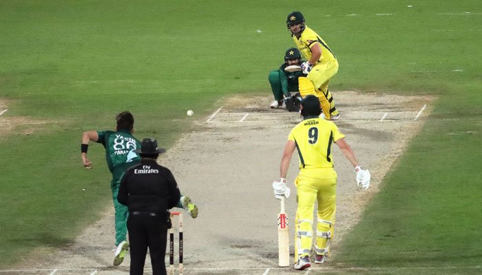 Aaron Finch and Shaun Marsh star in Australia's ODI win v Pakistan