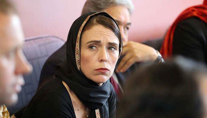 New Zealanders gather for public prayers 1 week after mosque shootings