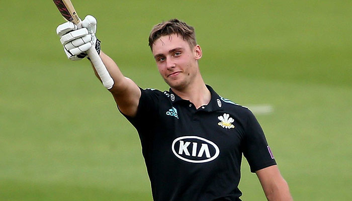 Surrey batsman hits world record 25-ball century in T10 match