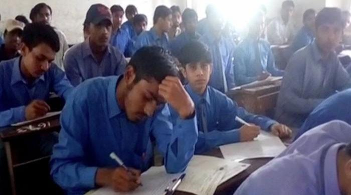 Matric exams postponed across Sindh