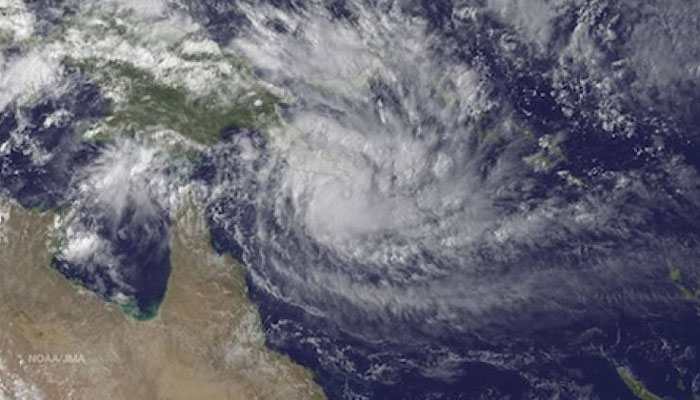 Australia Braces For Twin Category 4 Cyclones