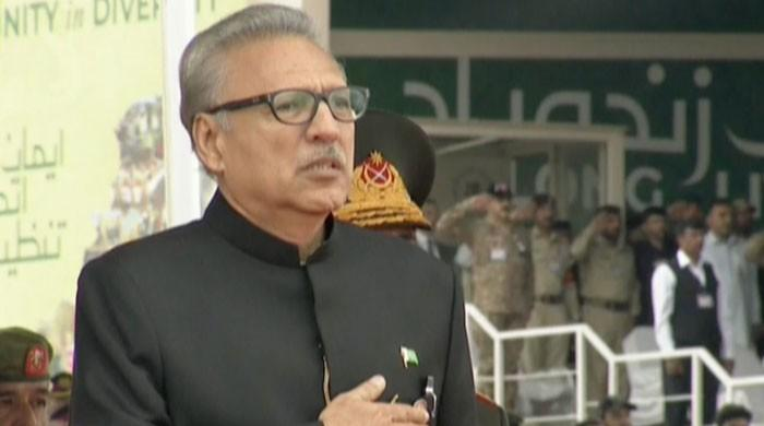 India should not view Pakistan in pre-partition light: President Alvi
