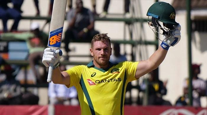 Finch's century takes Australia to comfortable eight wickets win