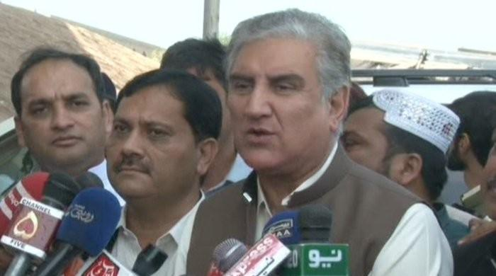 Ups and downs in statements from Indian leadership to continue till elections: FM Qureshi