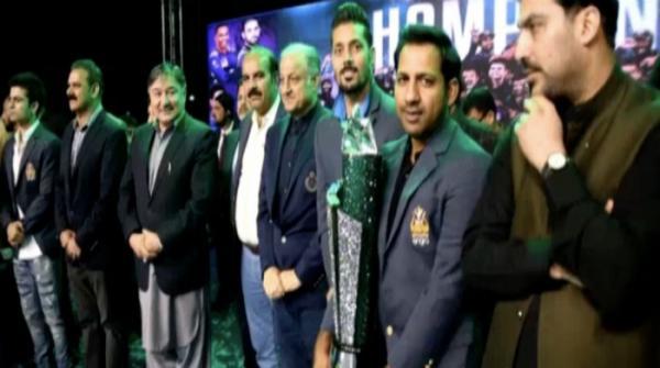 PSL champions Gladiators receive hero's welcome in Quetta