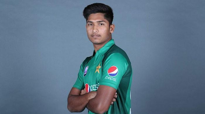 It's a dream come true, says rookie debutant Hasnain