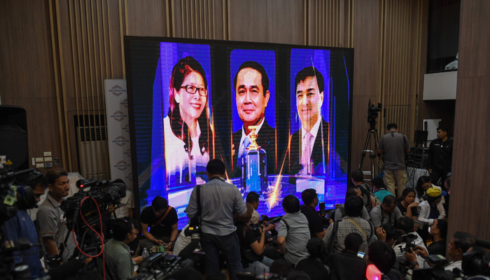 Thailand: Military-backed party takes lead in election - preliminary results