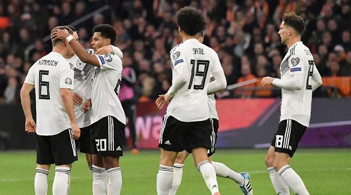 Schulz seals dramatic late win for Germany over the Netherlands