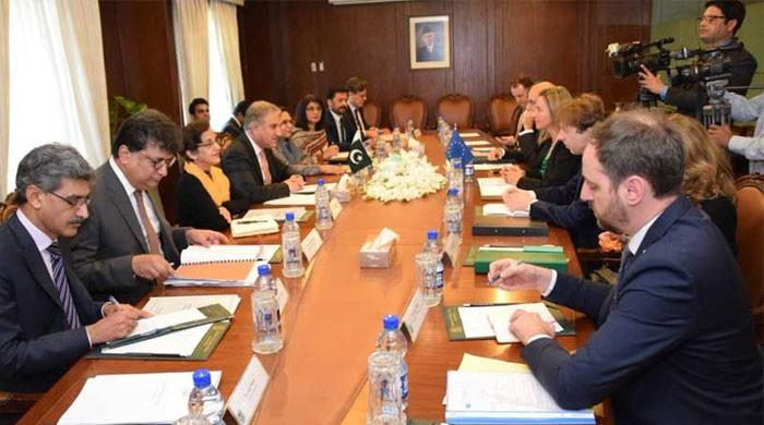 EU, Pakistan agree on new engagement plan for trade, economy