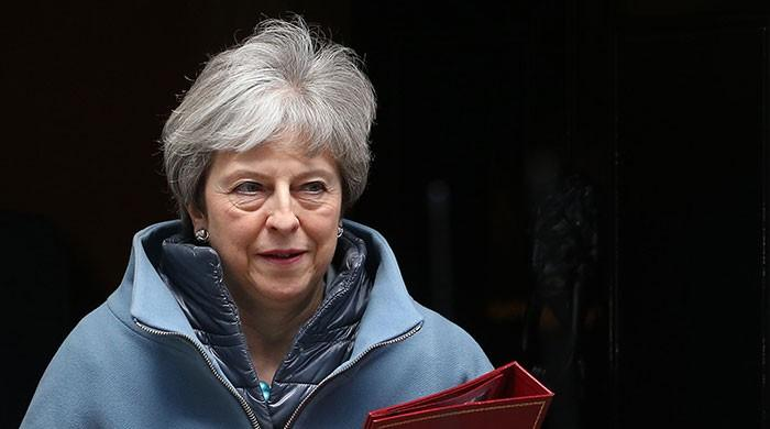 May admits still not enough support for Brexit deal