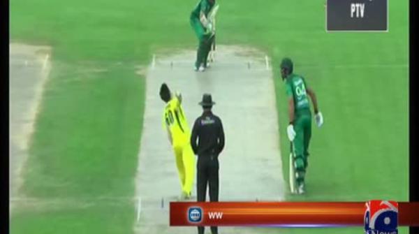Finch punishes Pakistan in Australia's win