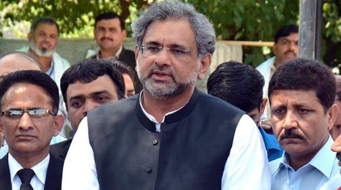 NAB recommends placing Shahid Khaqan Abbasi's name on ECL
