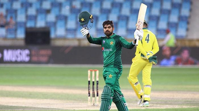 Australia whitewash Pakistan 5-0 despite Haris hundred