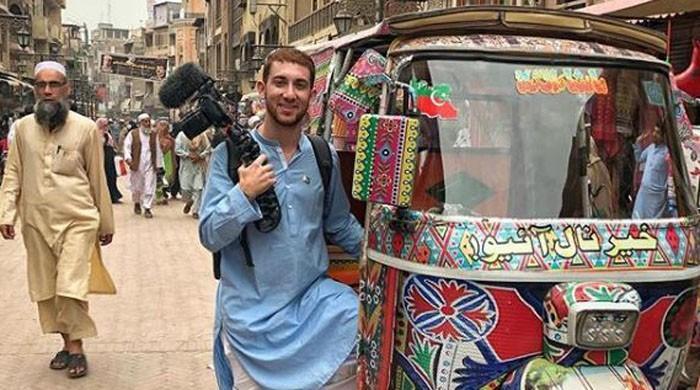 'World's best hospitality', travel blogger Drew Binsky says about Pakistan
