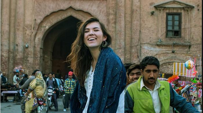Polish tourist Eva zu Beck shares her vision about the future of tourism in Pakistan