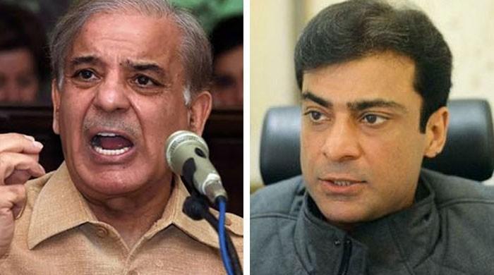 NAB conducts raid at Shehbaz Sharif's residence to arrest Hamza Shehbaz