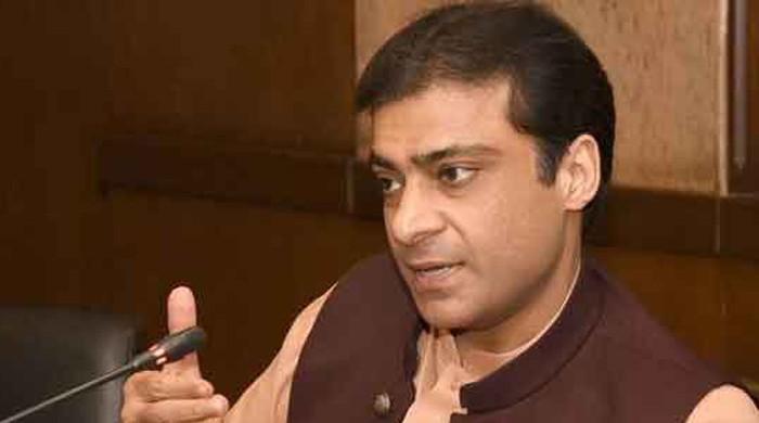 Hamza Shehbaz challenges NAB raid in LHC