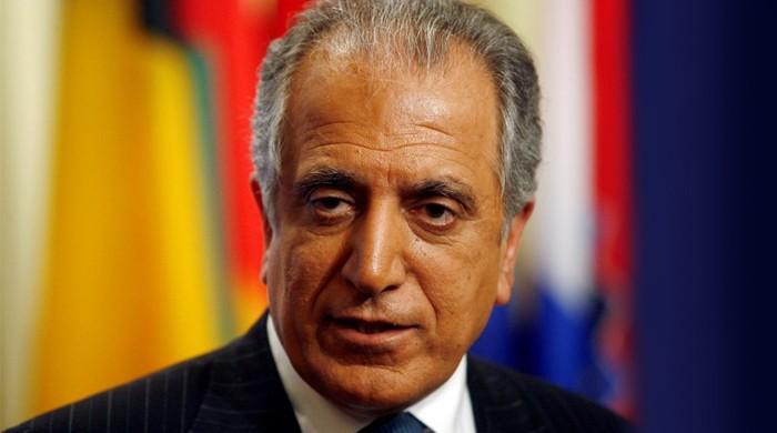 'All will join in intra-Afghan dialogue in Doha,' says Khalilzad on future Taliban talks