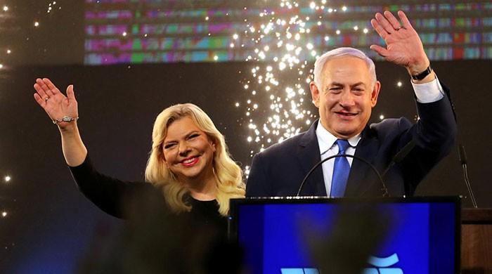 Netanyahu on course to win Israeli election: partial results