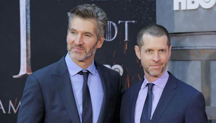 Image result for west familyDavid Benioff and D.B. Weiss
