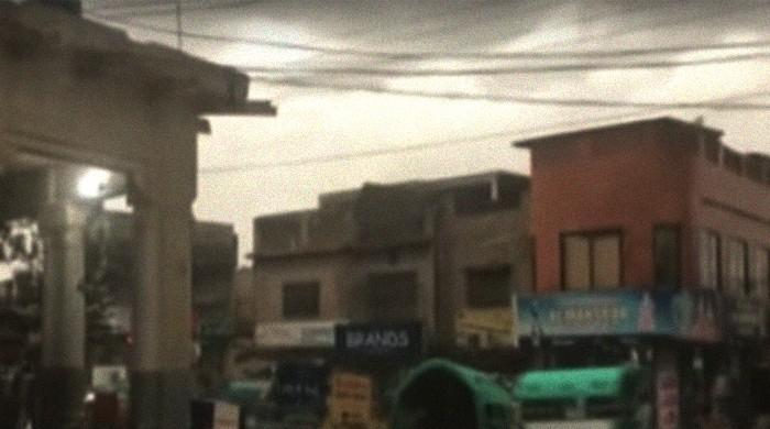 Storm, rains in KP leave six, including child, dead, rip off BRT station ceiling