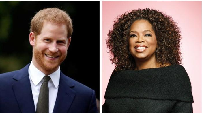 Oprah Winfrey and Prince Harry making mental health documentary for Apple