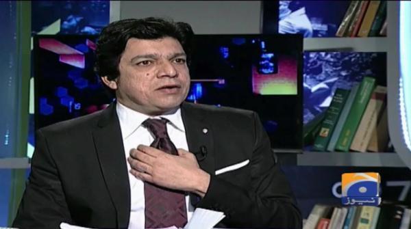 Jirga with Faisal Vawda - 13 April 2019