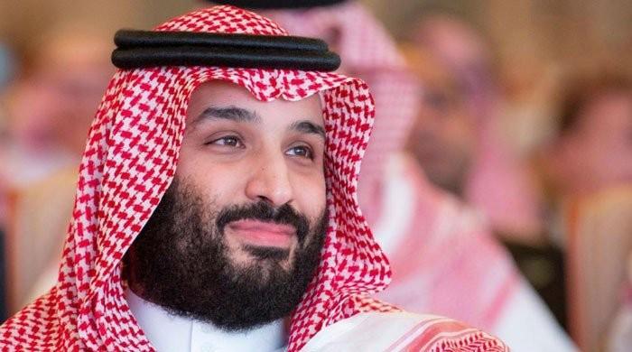 Pakistan awards Saudi crown prince 'Global Influential Figure' title