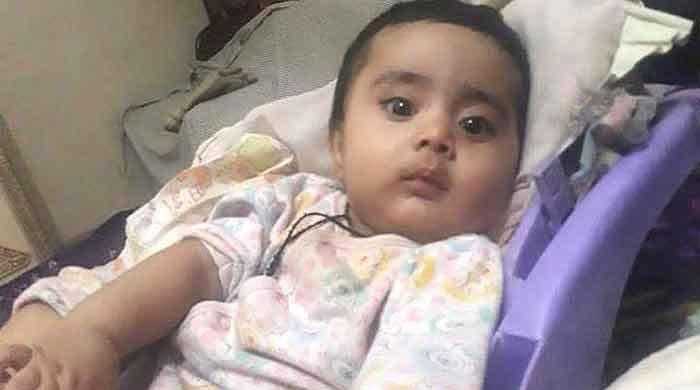 Four cops arrested after toddler killed in Karachi police firing