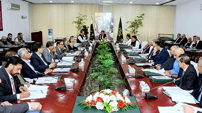ECC forms four-member committee to oversee Ramazan package implementation