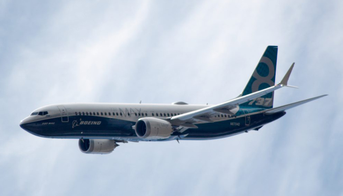 Boeing conducts final test flight of 737 MAX with software