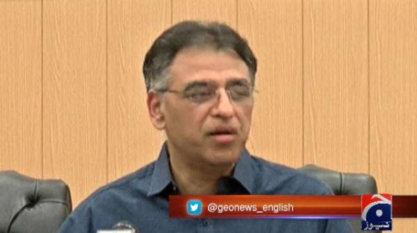 Asad Umar steps down as finance minister, leaves PM Imran's cabinet